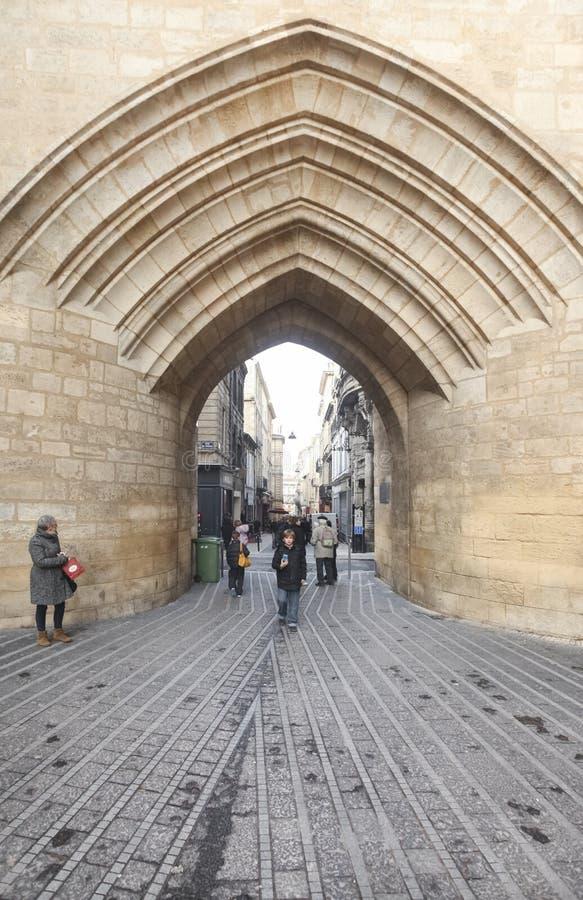 Download Stora Klocka av Bordeaux redaktionell foto. Bild av cloche - 37349480