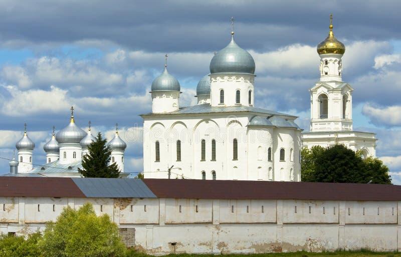 Stora Novgorod arkivbilder