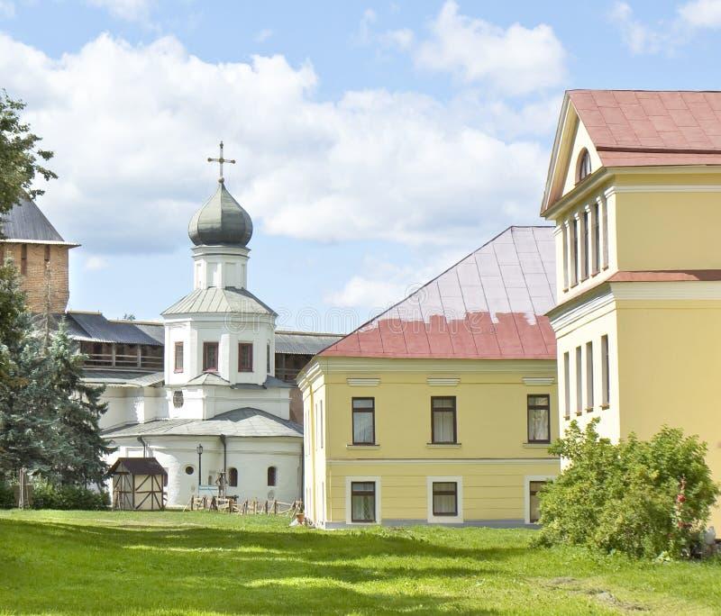Stora Novgorod royaltyfria foton
