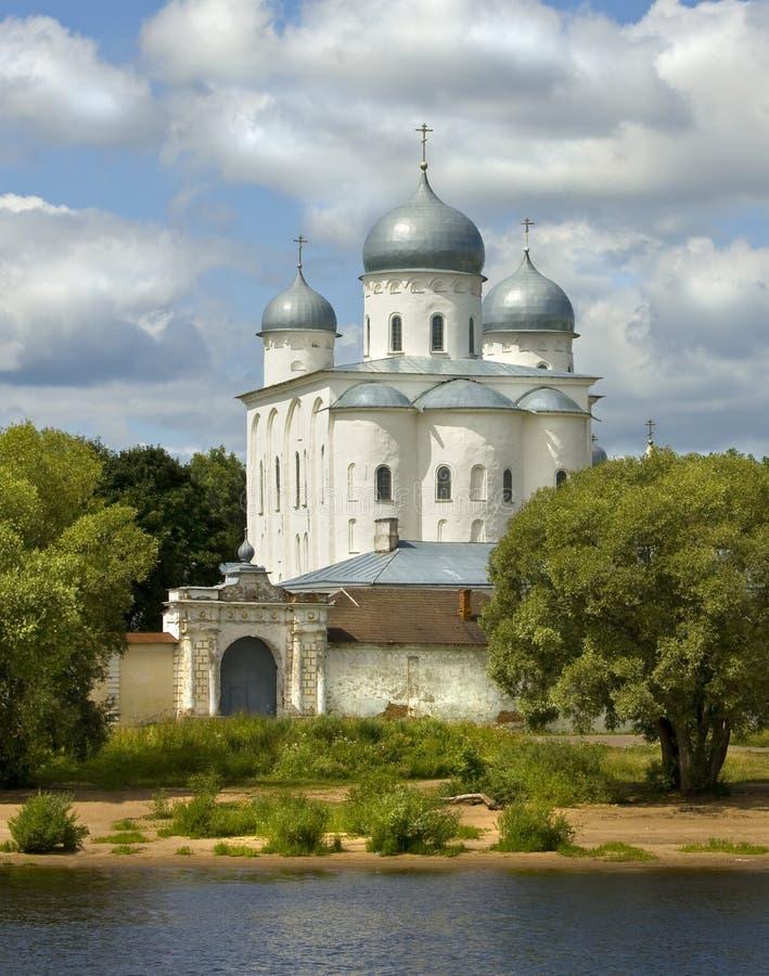Stora Novgorod royaltyfria bilder