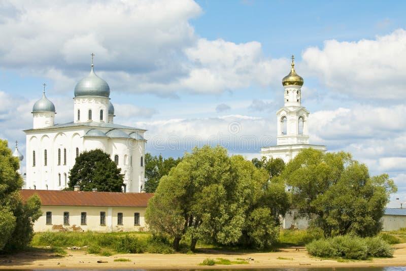 Stora Novgorod royaltyfri bild