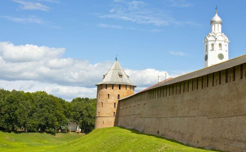 Stora Novgorod fotografering för bildbyråer