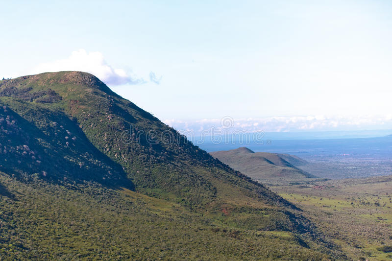 stora Rift Valley arkivbild