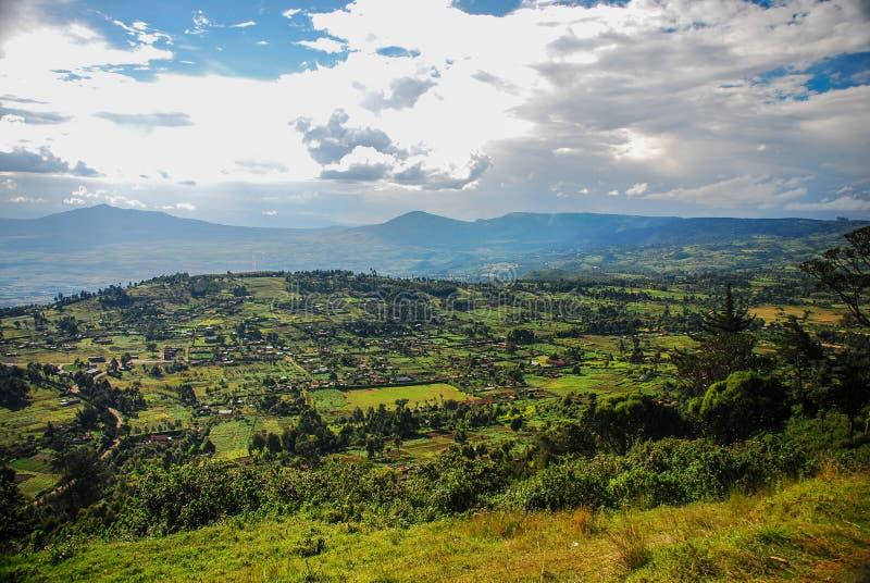 Stora Rift Valley arkivfoton