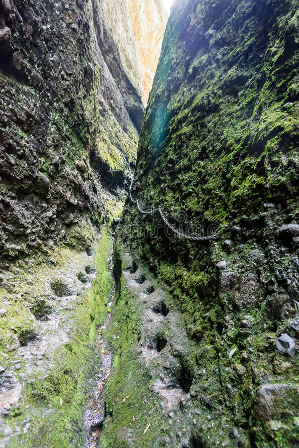 Stora Rift Valley i WanXi royaltyfria foton