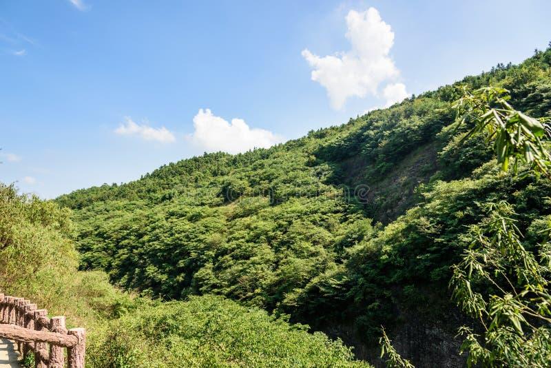 Stora Rift Valley i WanXi arkivbilder