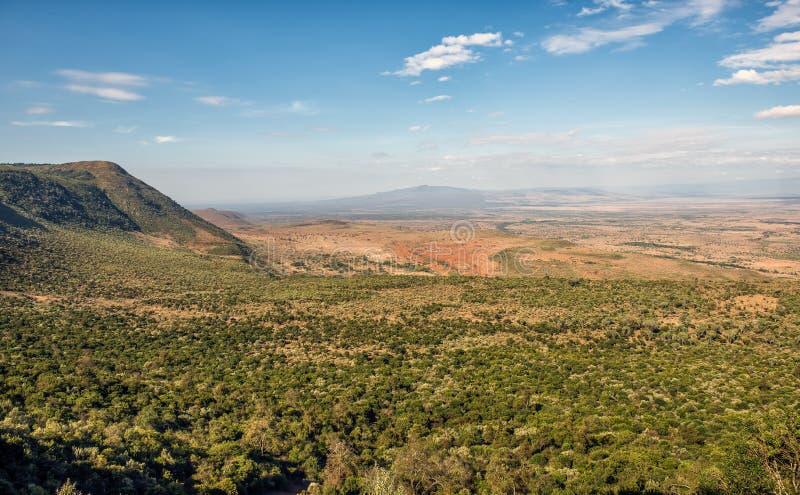Stora Rift Valley, Kenya royaltyfria bilder