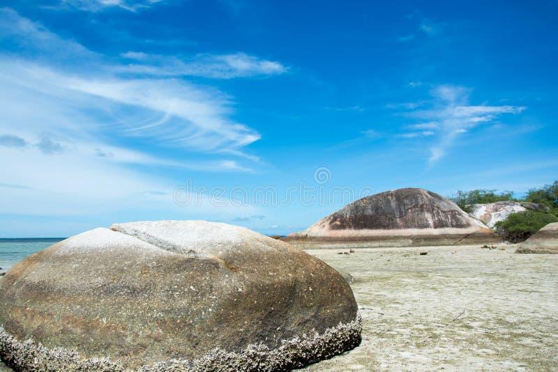 stora stenar arkivbilder