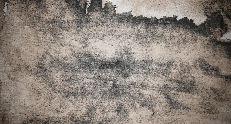 stora vita gamla pappers- grungetexturer, perfekt bakgrund för text eller bild vektor illustrationer