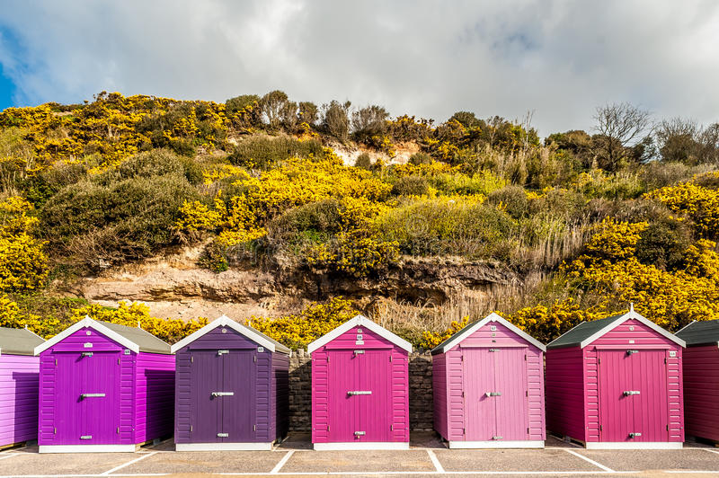 Download Storage beach huts stock photo. Image of navy, mountain - 34494738
