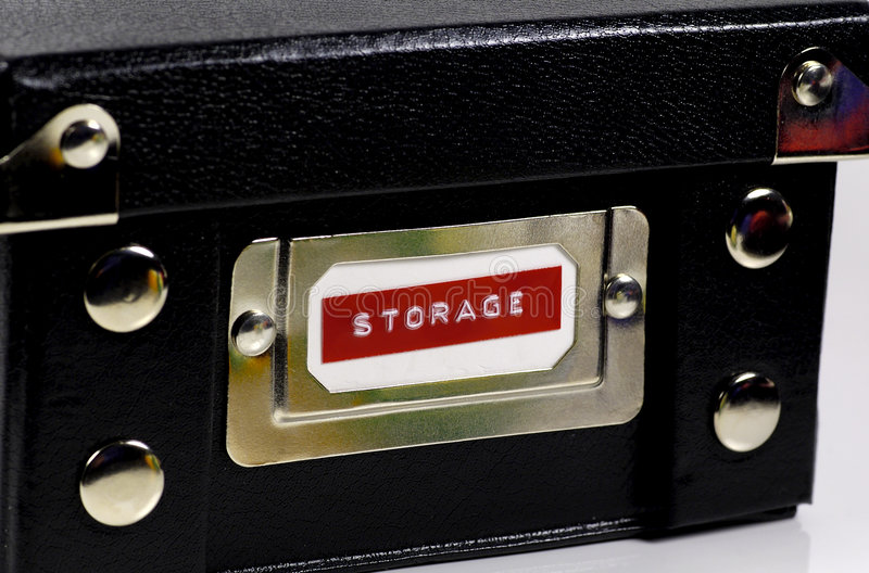 Download Storage Box stock photo. Image of object, storage, crate - 113860