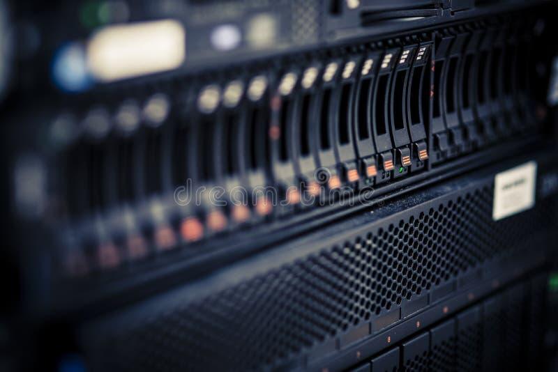 Storage server royalty free stock image