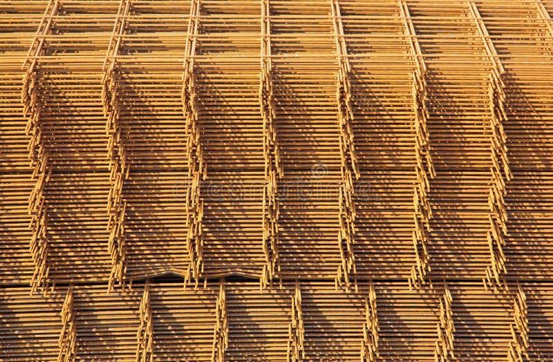Download Storage Of Steel Reinforcement Stock Image - Image: 25306191