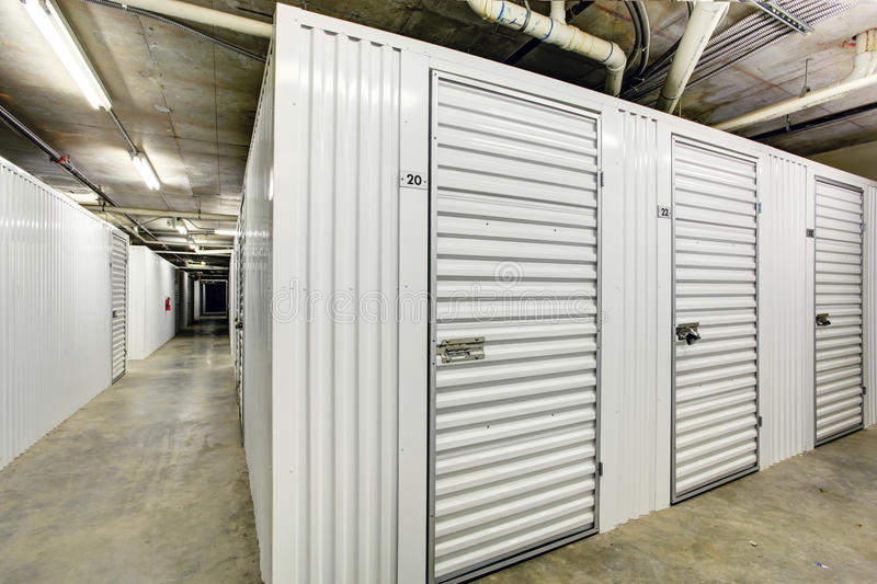 Beautiful Download Storage Units In The Basement For Apartment Building Stock Photo    Image Of American,
