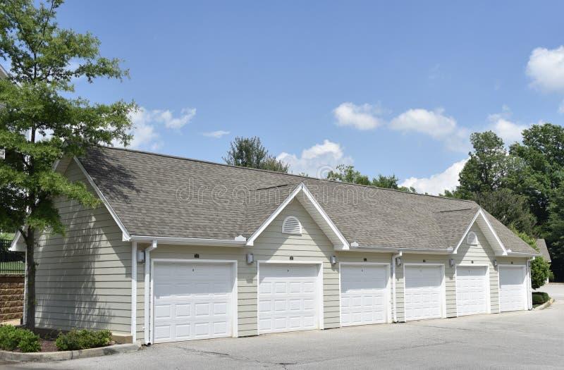 Residential Storage Units stock photos