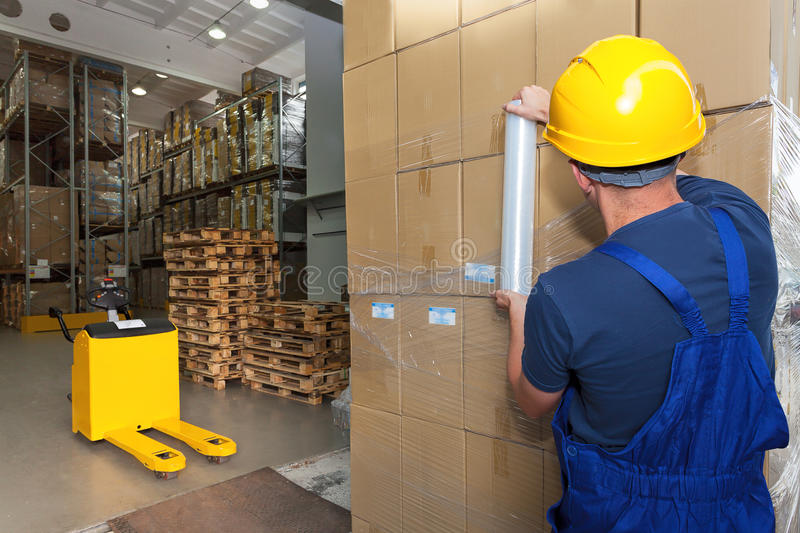 Download Storage work stock photo. Image of package, loading, carton - 33430916
