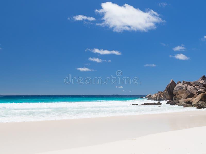 Storartad seascape fotografering för bildbyråer