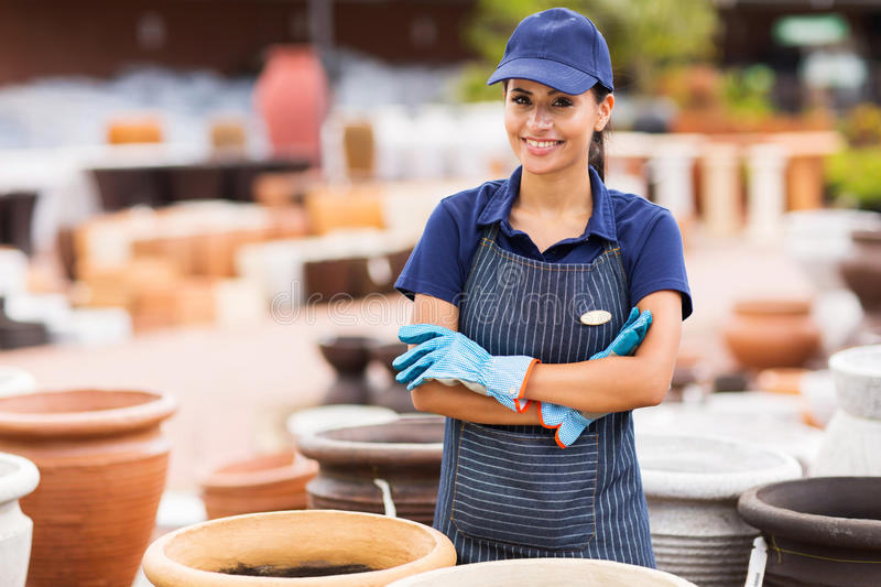 Store business owner stock images