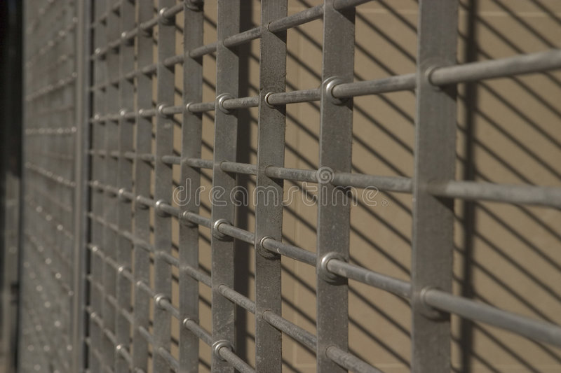 Download Store front gate stock photo. Image of bars, front, security - 160112