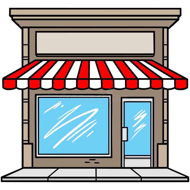 storefront απεικόνιση αποθεμάτων