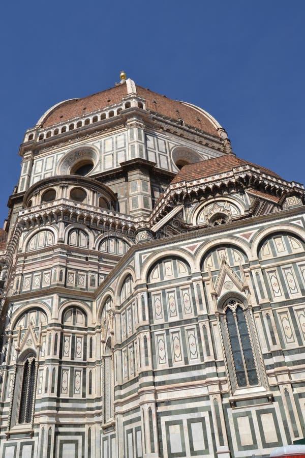 Storia dell'arte e cultura in chiese fiorentine - Firenze - Ital immagine stock libera da diritti