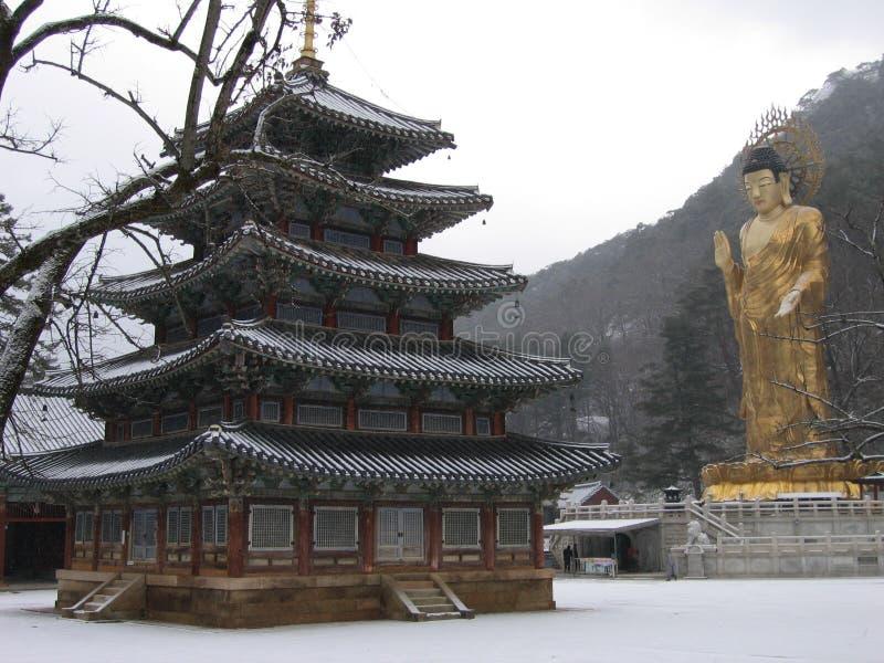 Storia della Corea immagine stock
