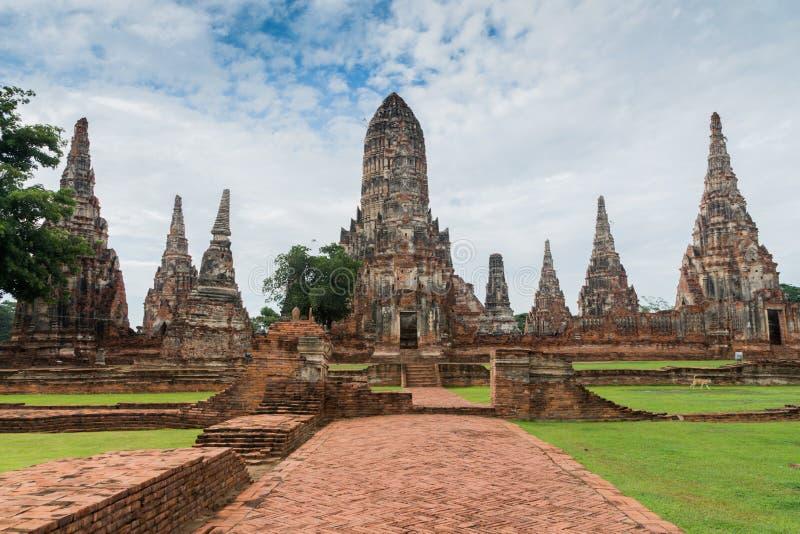Storia della Tailandia fotografie stock