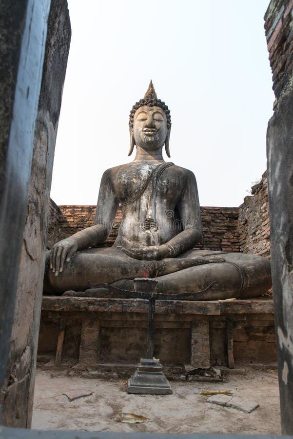 Storico di Sukhothai alla Tailandia fotografia stock libera da diritti