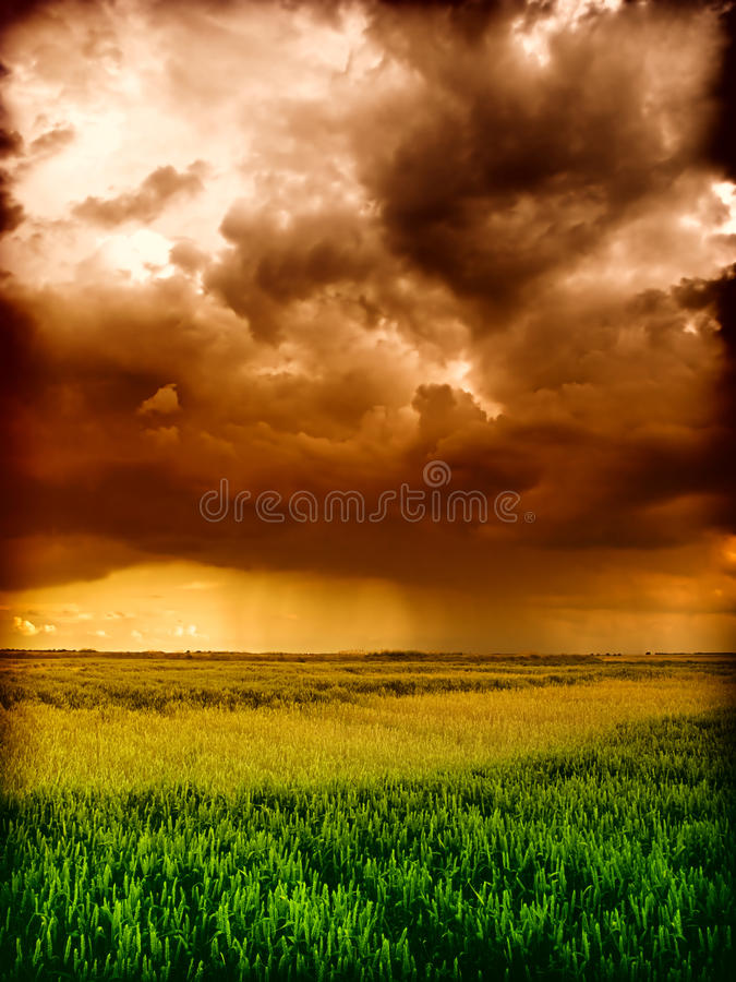 Free Storm Royalty Free Stock Photos - 11417938