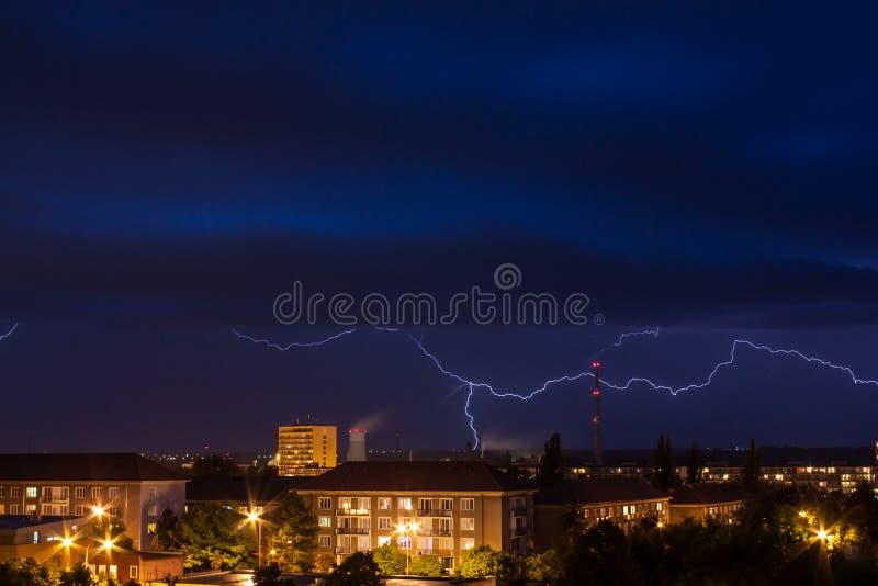 Storm arkivbild