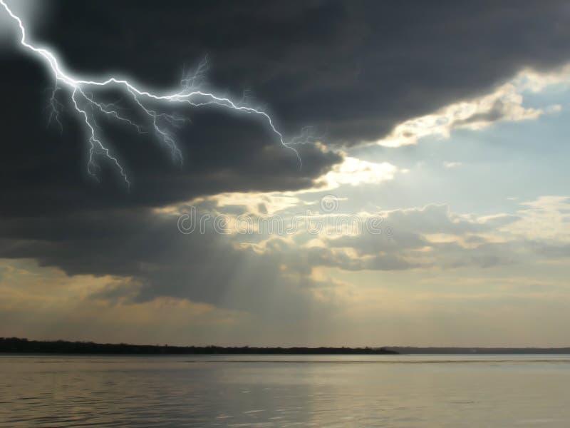 storm arkivfoton