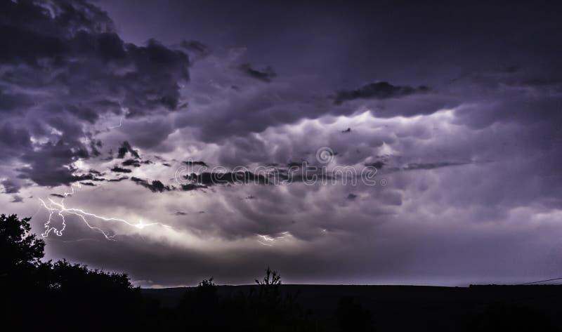 Storm1 stockbild
