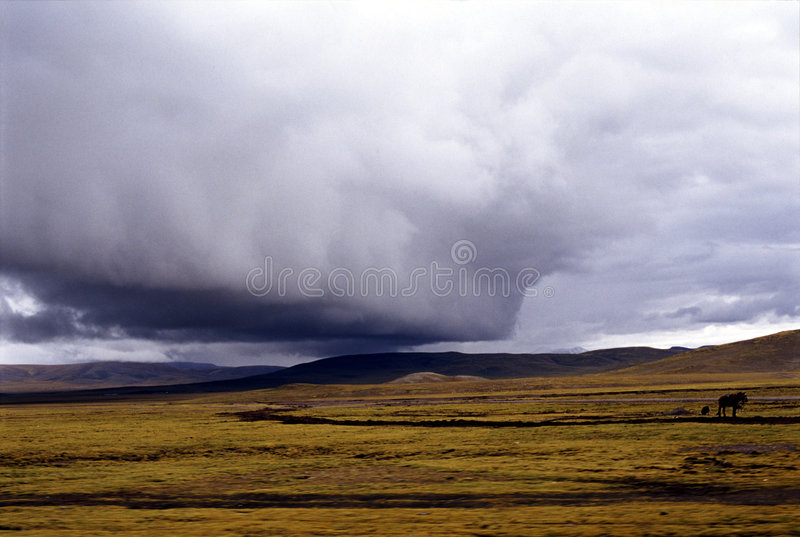 Download Storm big cloud,supercell stock image. Image of china - 3380997