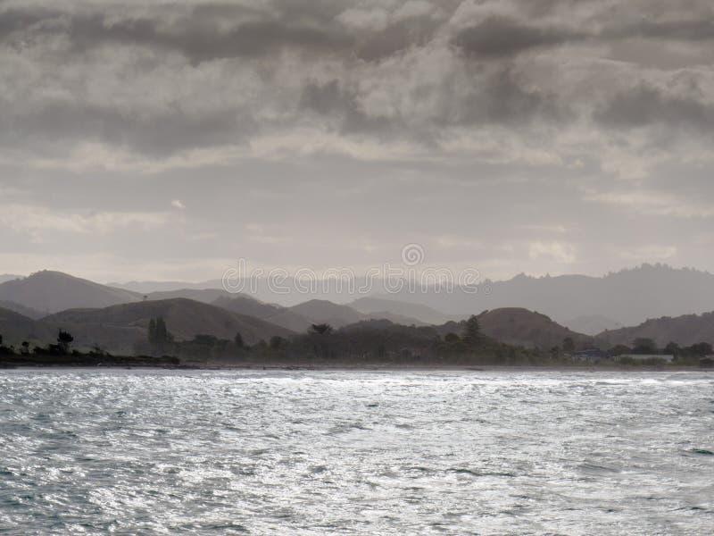 Download Storm Brewing At Tolaga Bay Coast North Island NZ Stock Image - Image: 31496127