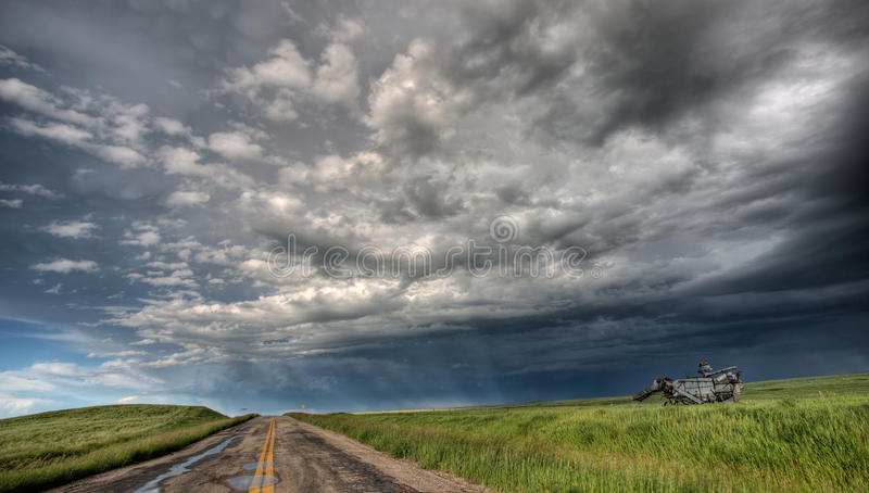 Storm Clouds royalty free stock image
