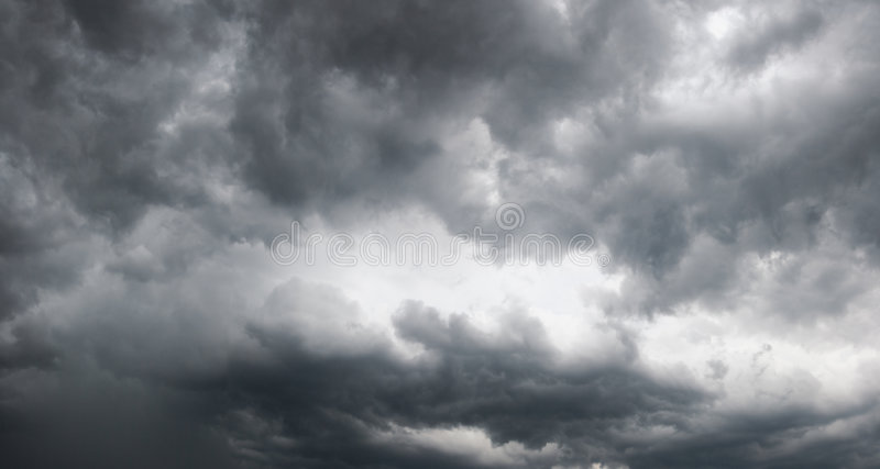 Download Storm clouds stock image. Image of storm, thundercloud - 6644689