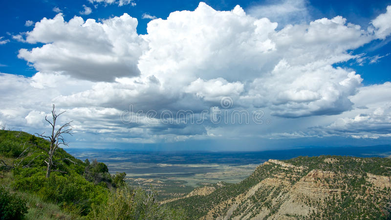 Download Storm Clouds In The Distance Stock Image - Image: 28561315