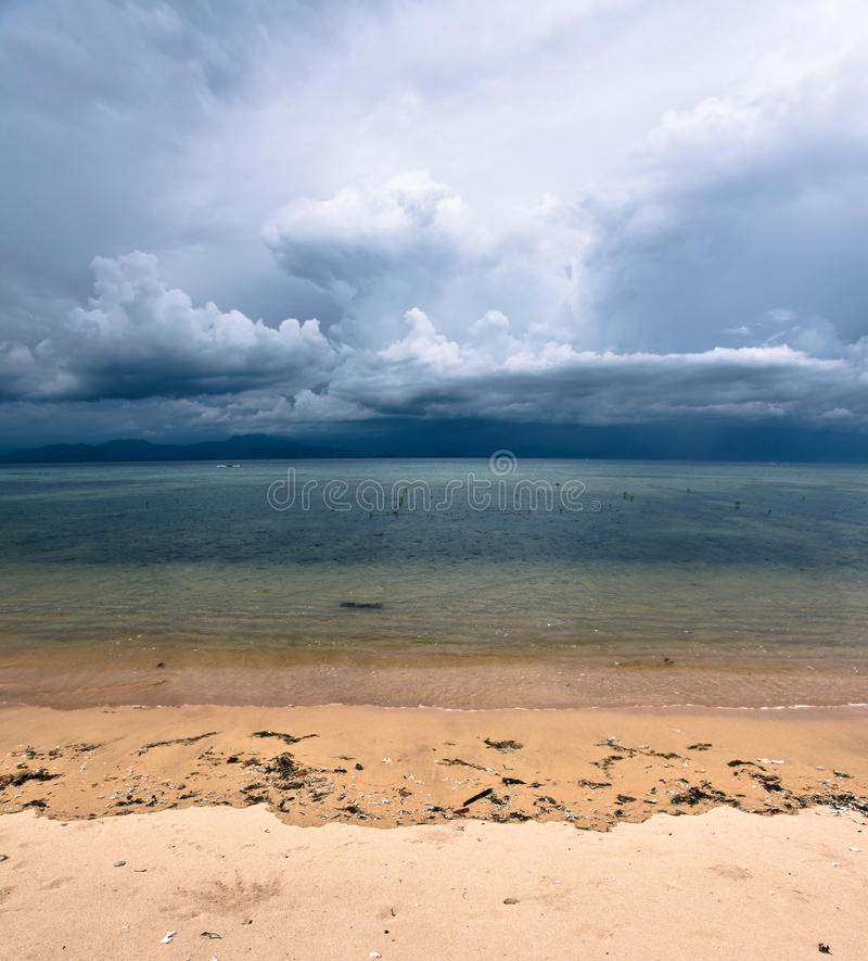 Free Storm Coming Royalty Free Stock Image - 14791036
