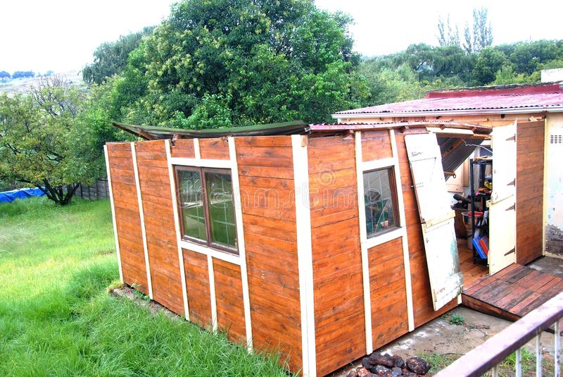 Storm damage 2 stock photos