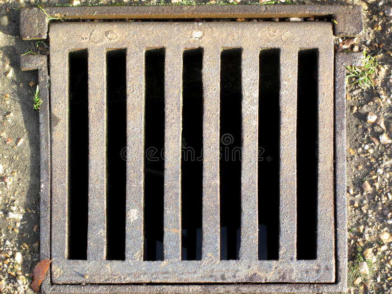 Download Storm Drain stock image. Image of backgrounds, city, distressed - 12575113