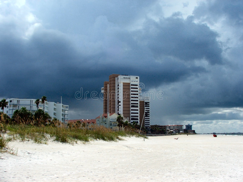 Download A Storm Rolls In stock photo. Image of outdoors, building - 1183278