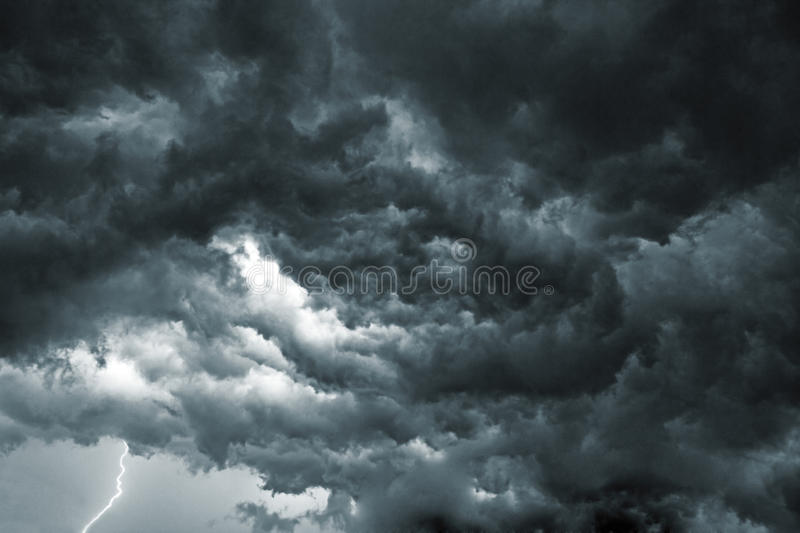 Download Storm Sky stock photo. Image of danger, flood, hope, climate - 26767726