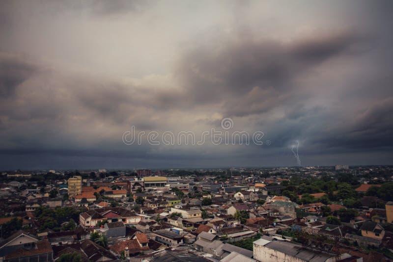Storm sky and cloudy stock photos