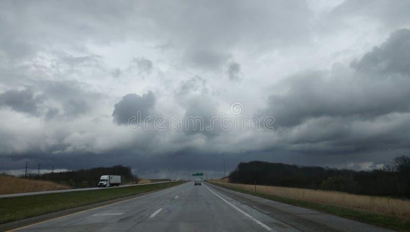 stormachtig stock fotografie