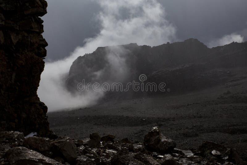 Stormberg arkivbild