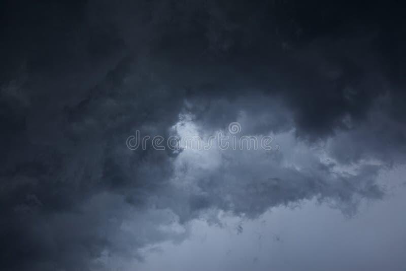 Stormmoln arkivbilder