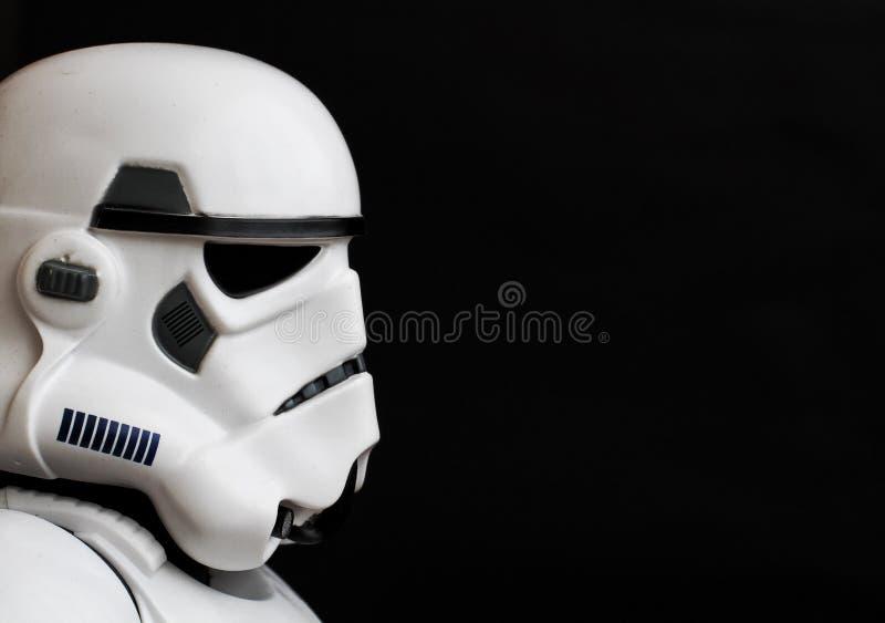 Stormtrooper Звездных войн стоковое фото