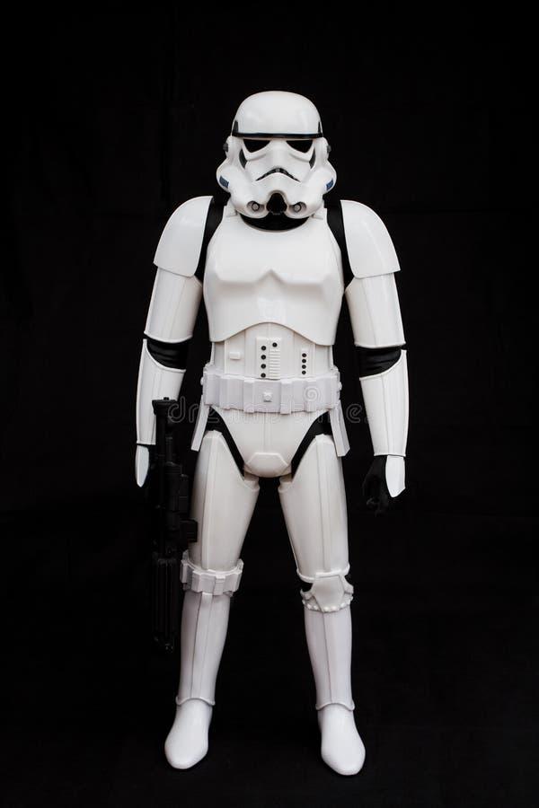 Stormtrooper Звездных войн стоковая фотография