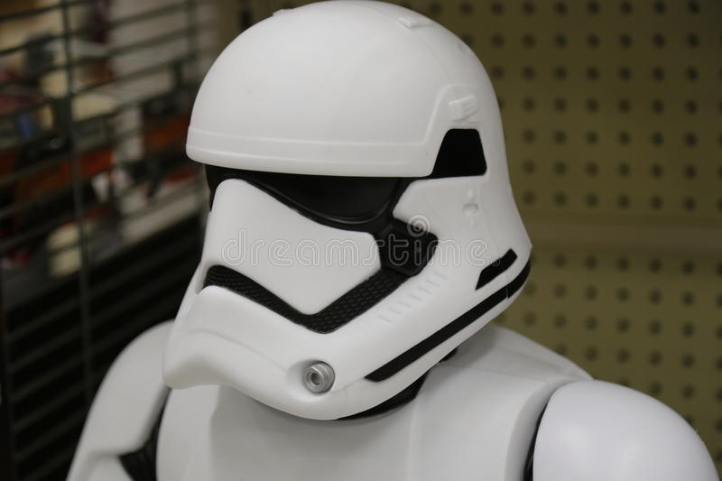 Stormtrooper (Star Wars) fotografia stock