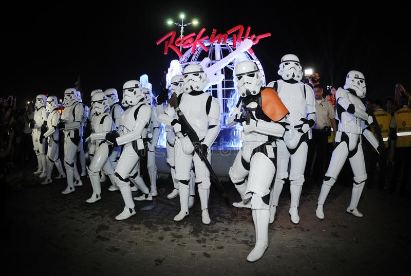 stormtroopers foto de stock royalty free